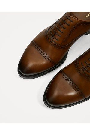 5f389a7a803 Sapatos Zara de homem mais