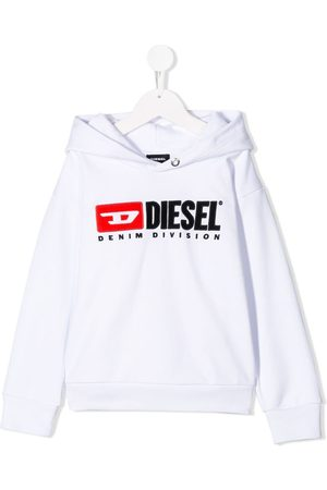 Diesel Contrast logo hoodie