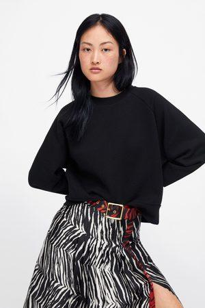 Zara Sweatshirt de felpa