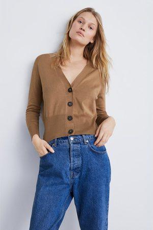 Zara Cardigan com botões
