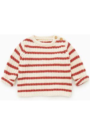 Zara Sweater às riscas