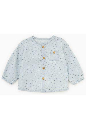 Zara Camisa c/ estrelas