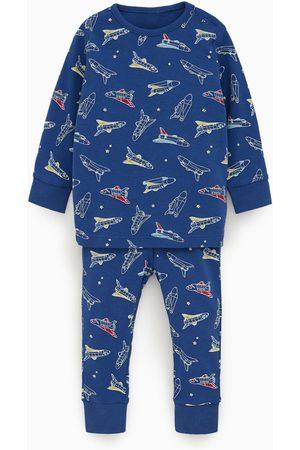 Zara Pijama com aviões
