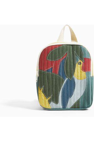 Zara Mini mochila tucano
