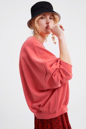 Zara Sweatshirt de tato suave