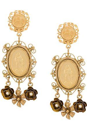 Dolce & Gabbana Madonna earrings