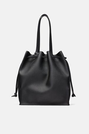 Zara Senhora Shoppers - Mala shopper soft