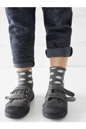 Zara Pack dois pares meias bolinhas