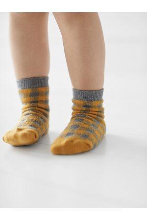 Zara Pack de dois pares de meias vichy