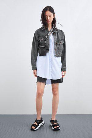 Zara Camisa às riscas