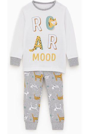 Zara Pijama roar