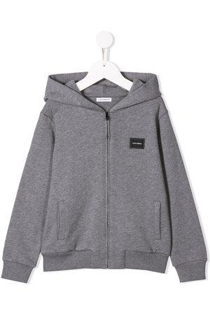 Dolce & Gabbana Full-zipped hoodie