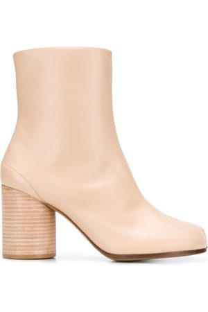 Maison Margiela Senhora Botins - Tabi ankle boots