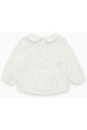 Zara Camisa estampada