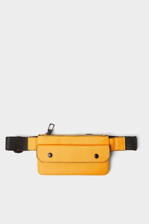 Zara Bolsa de cintura plana