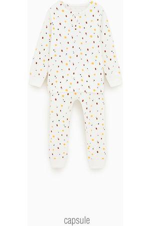 Zara Pijama às bolas às cores