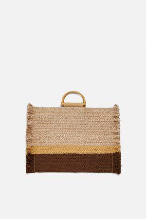 Zara Senhora Shoppers - Mala tote bag