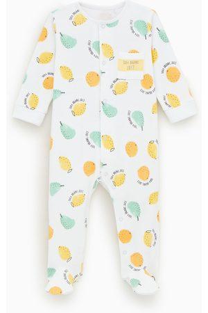 Zara Pijama com frutas