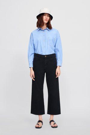 Zara Jeans z1975 culotte básicas