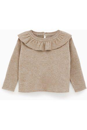 Zara Sweater com folho