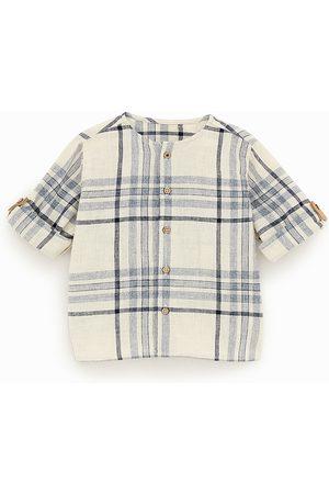 Zara Camisa aos quadrados
