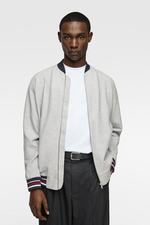 Zara Bomber jacket com estrutura