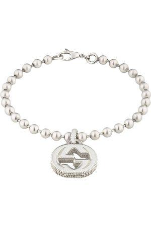 Gucci Senhora Pulseiras - Interlocking G bracelet in