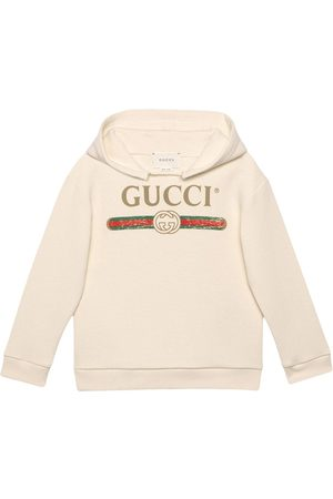 Gucci Baby sweatshirt with Gucci logo