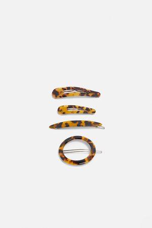 Zara Pack de ganchos com acetato