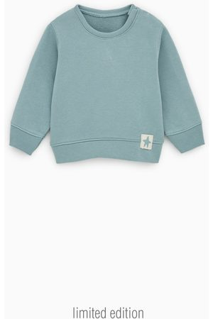 Zara Sweatshirt lisa etiqueta