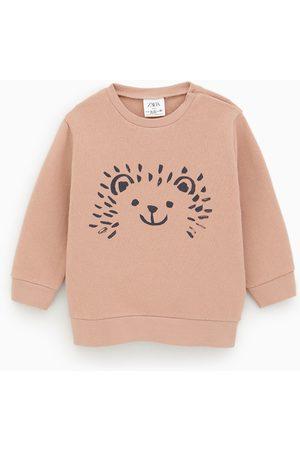 Zara Sweatshirt com ouriço