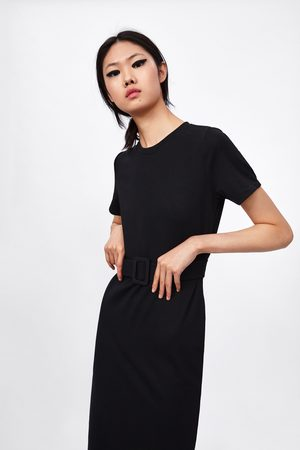 Zara Vestido com cinto