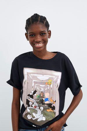 Zara T-shirt looney tunes © warner bros