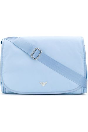 Emporio Armani Nylon changing bag