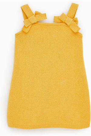 Zara Vestido de malha