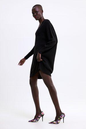 Zara Sweater comprido de malha