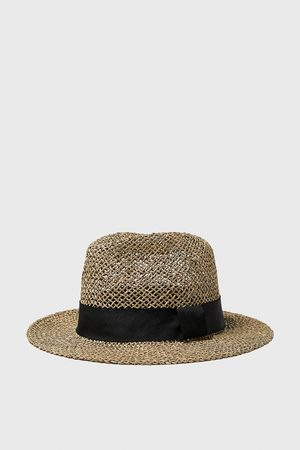 Zara Homem Chapéus - Chapéu com fita