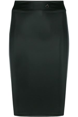 MAISON CLOSE Chambre shape skirt