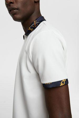 Imagen 2 de CAMISA ESTAMPADO CADENAS de Zara | Camisas