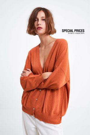 Zara Casaco malha oversize