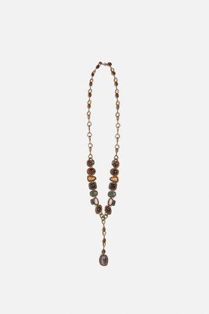 Zara Fio combinado com pedras edição limitada