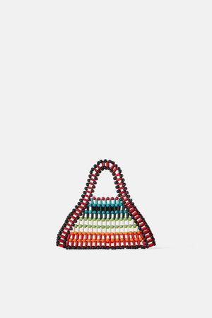 Zara Mini tote bag de bolinhas