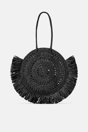 Zara Mala tote bag xxl natural