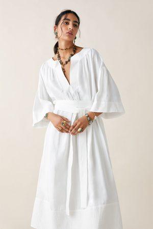 Zara Studio túnica oversize edição limitada