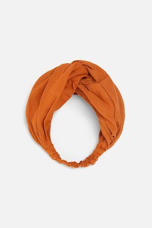 Zara Bandolete turbante rústico