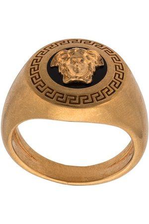 VERSACE Enamel Icon Medusa Ring