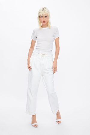 Zara Sweater malha bicolor