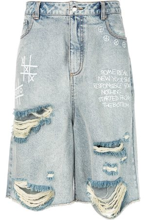 HACULLA Some Real New York denim shorts