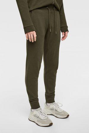 Zara Calças joggers