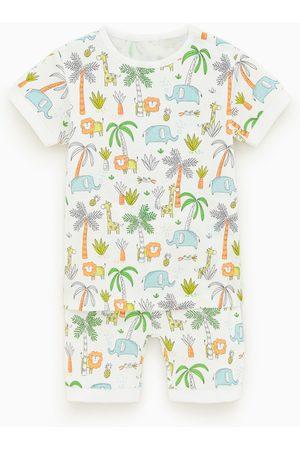 Zara Pijama selva